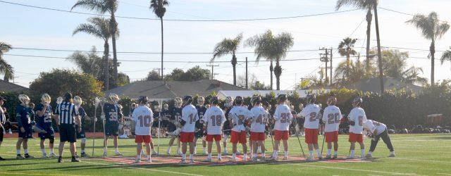 Aztec men's lacrosse