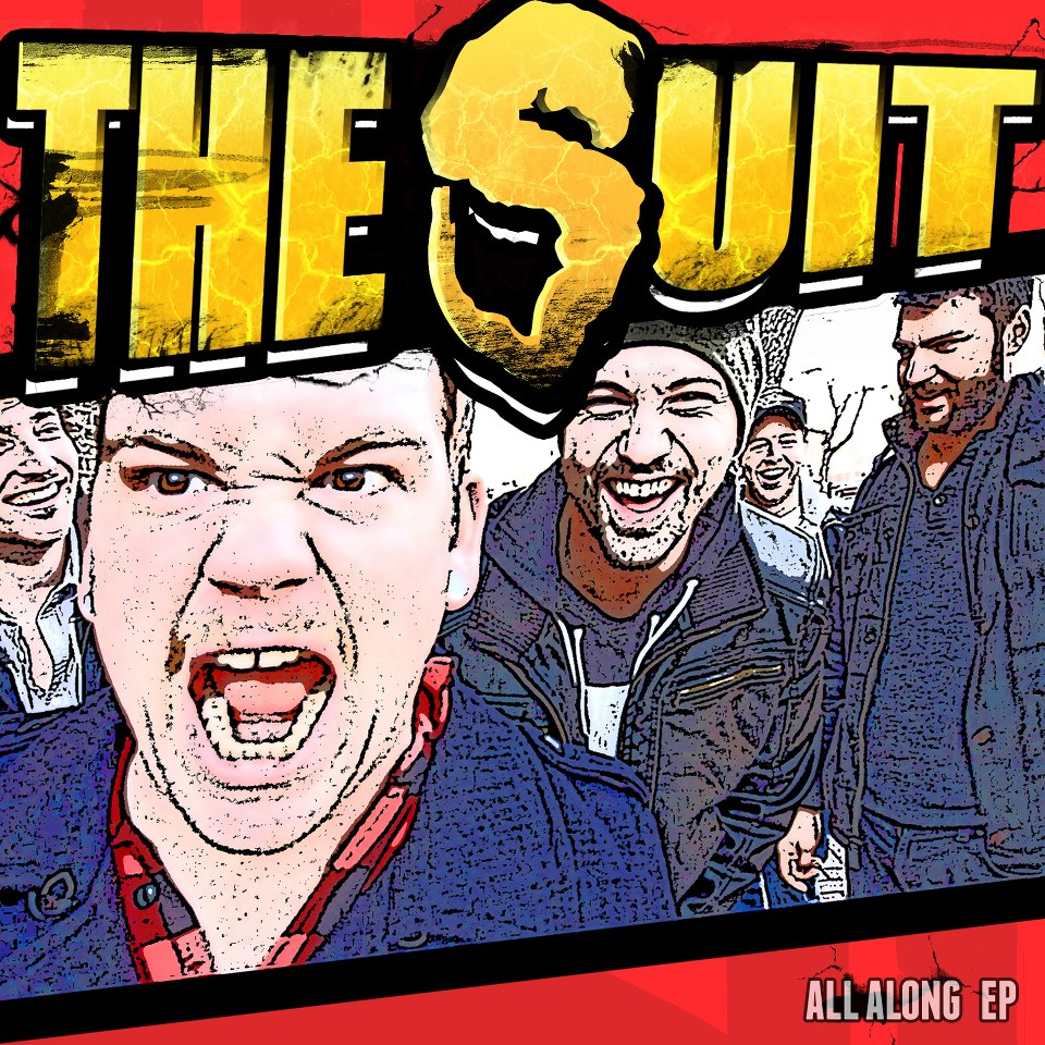 The Suit All Along EP cover