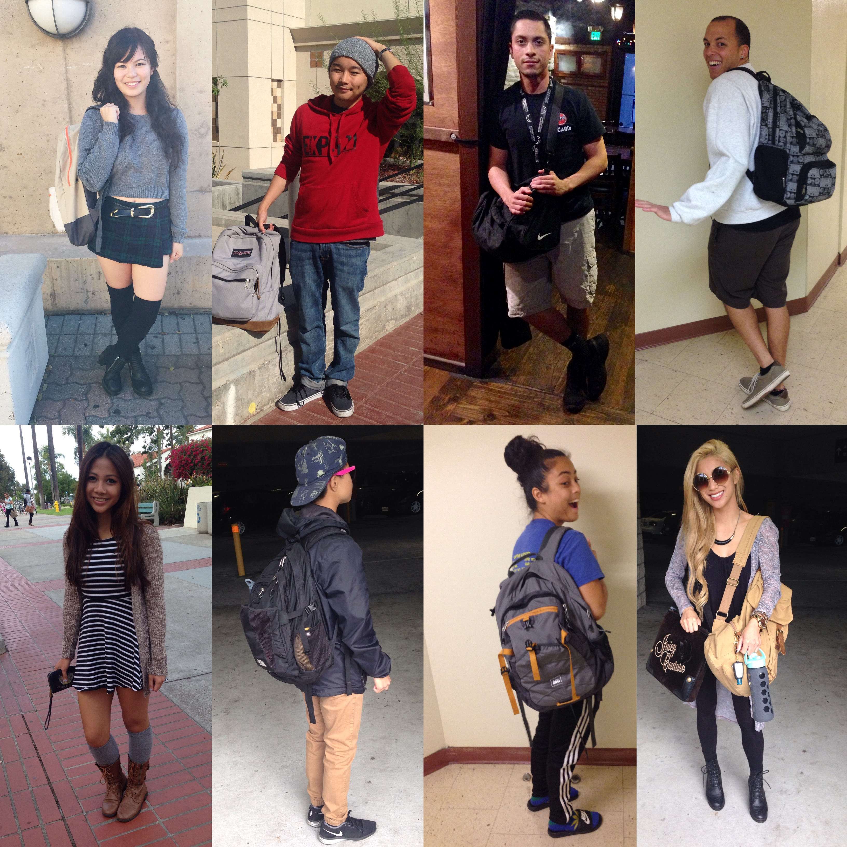 Fashion of the Week: Backpacks - KCR College Radio