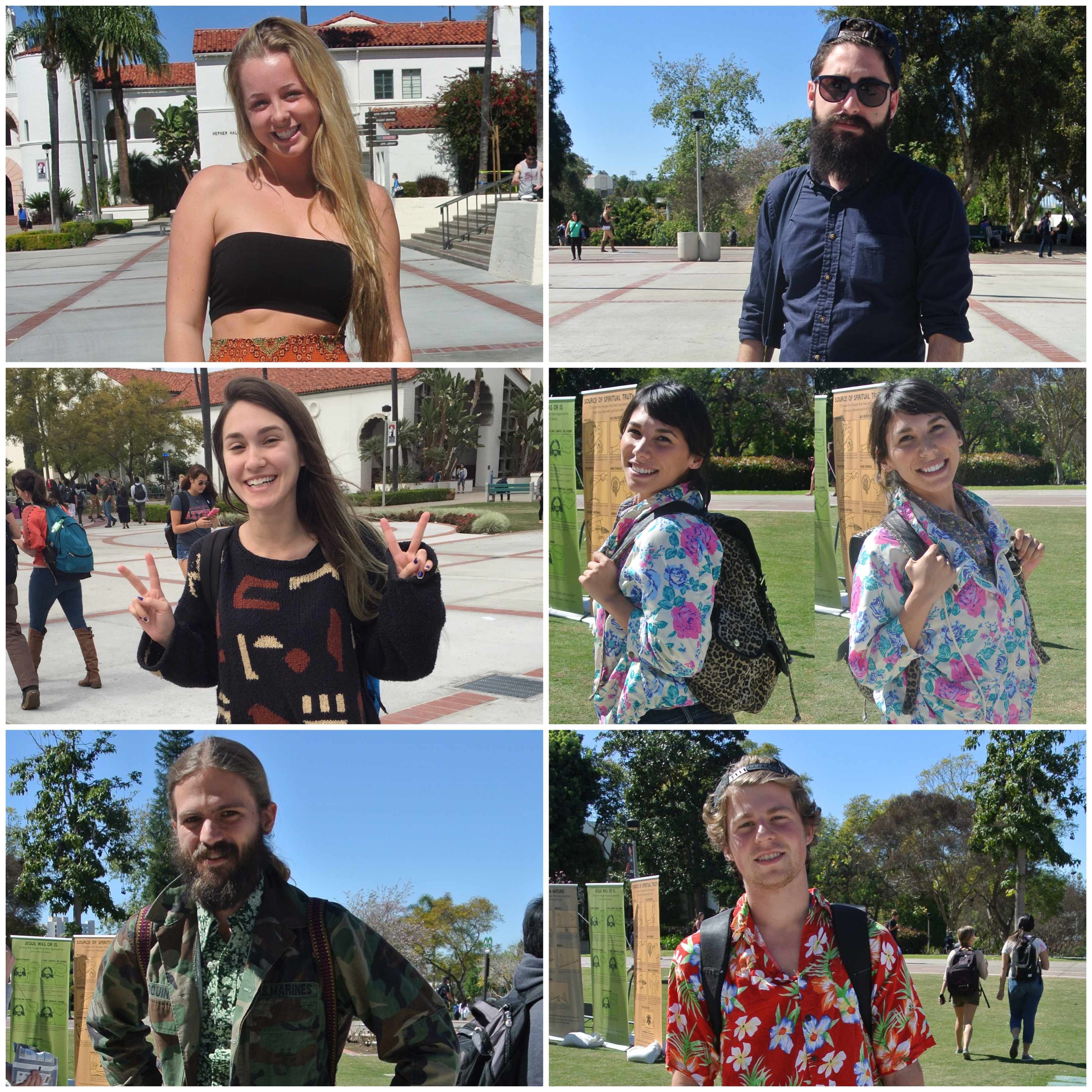 Every San Diego State University student has their own style and it is  their way to express individuality. Students may have different backgrounds  and ... 4aaed7e97