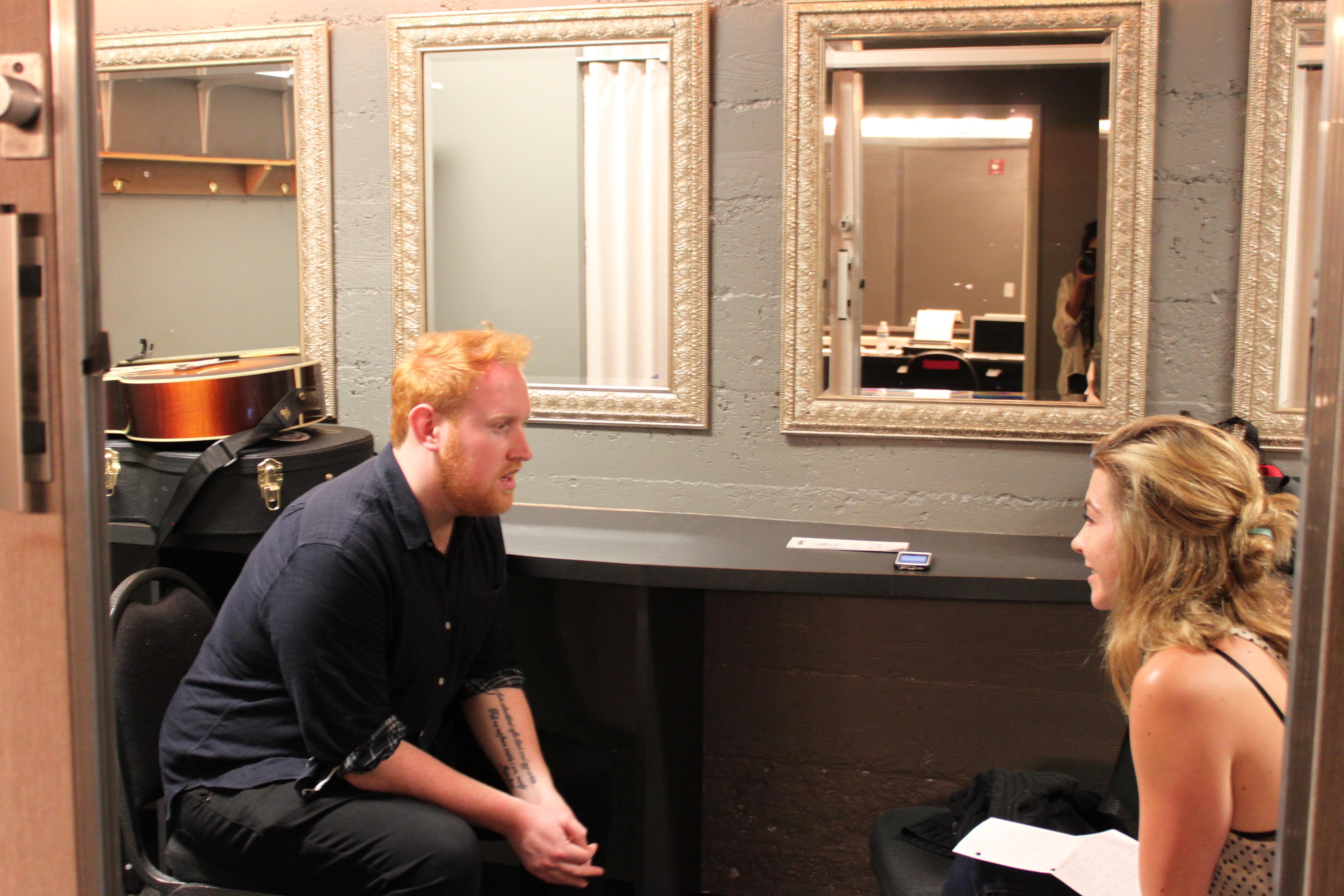 artist interview gavin james kcr college radio artist interview gavin james