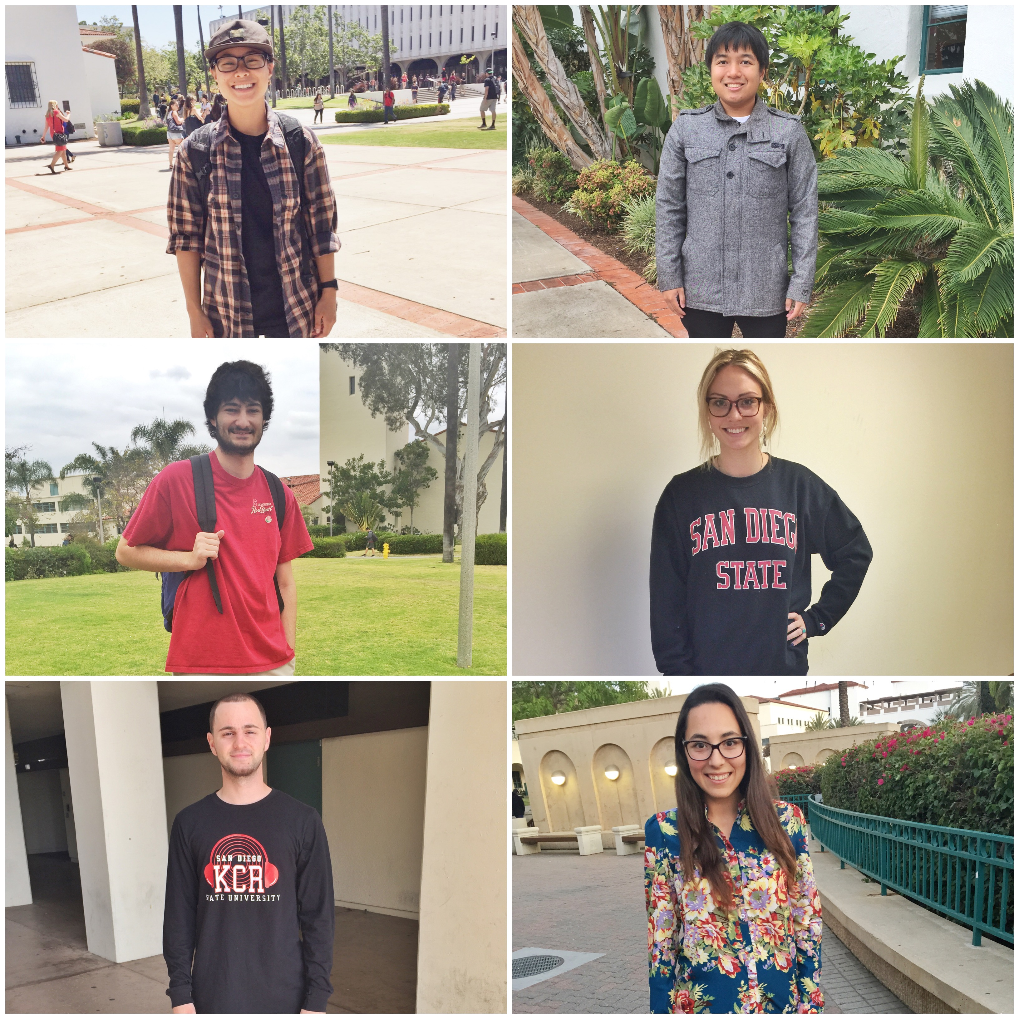 5ebdd635f85 Every San Diego State University student has their own style and it is  their way to express individuality. Students may have different backgrounds  and ...