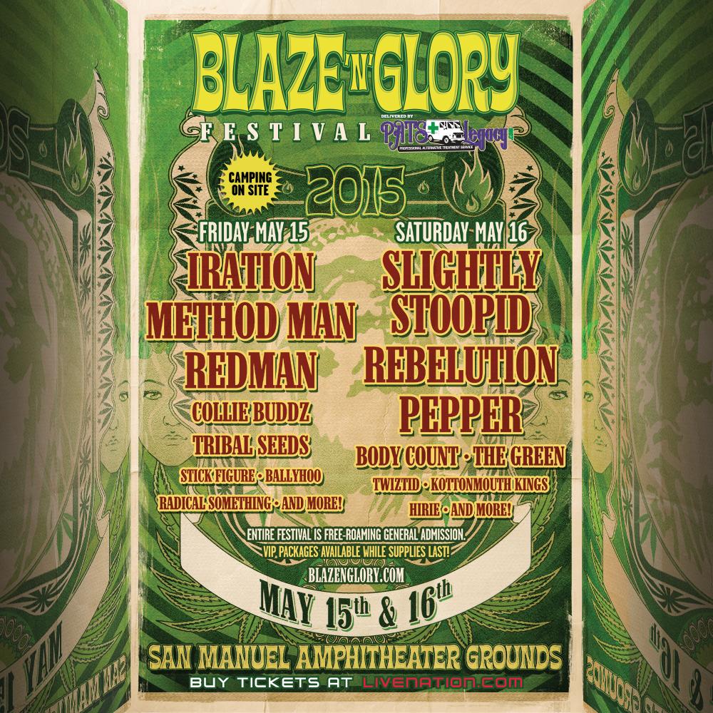 Blaze N Glory