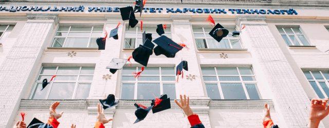 Graduating with high GPA