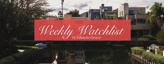 weekly watchlist